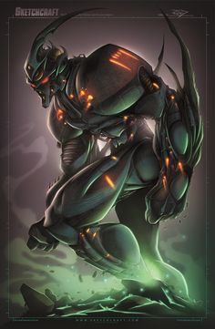 The Guyver by RobDuenas.deviantart.com on @DeviantArt