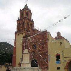 Landa de Matamoros, Queretaro.