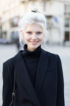 ola rudnicka model plus moda uliczna trendy jesien zima 2014 2015 lamode _1_.jpg (400×600)