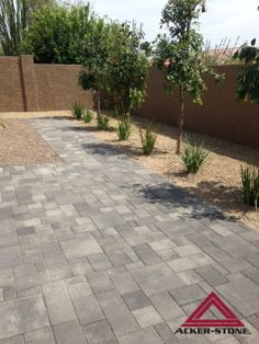 Take a look at one of our Arizona projects with our Street Stone I & II…