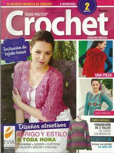 My Corner of Crochet--TONS of diagram patterns revistas de crochet para descargar Crochet Diagram, Crochet Motif, Crochet Designs, Crochet Doilies, Free Crochet, Knitting Books, Crochet Books, Thread Crochet, Crochet Stitches