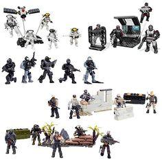 Mega Bloks Call of Duty Care Package Troop Series 4 Case - Mattel ...
