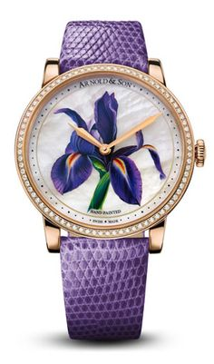 Ladies watches from Arnold and Son with the Royal Collection HM Flowers watch at DK Gems. You will find a large choice of watches for women at DK Gems, the Best watch shop in St Maarten on Front street Philipsburg.