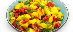 Try Leslie Beck's Mango Cashew Salad - Leslie is based out of the Medisys Executive Health Clinic in Toronto, Canada.