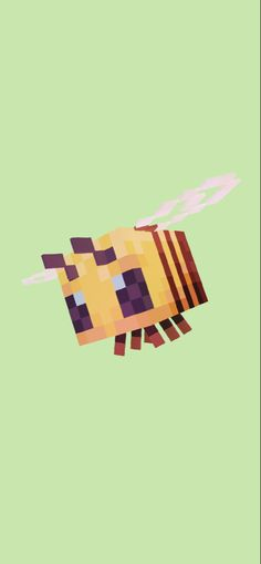 minecraft bee iphone wallpaper