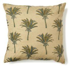 Palm Kuddfodral 50x50 cm   Mio