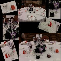 Events DEE-signed: 1920's Party Table