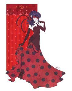 (Miraculous: Tales of Ladybug and Cat Noir) Ladybug/Marinette Dupain-Cheng