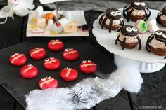 CASTLEMAKER Lifestyle-Blog - Halloweenparty für Kinder - Einladungen, Snacks & Co « CASTLEMAKER Lifestyle-Blog Halloween Desserts, Snacks, Cake, Blog, Dessert Ideas, Invitations, Kuchen, Appetizers, Blogging