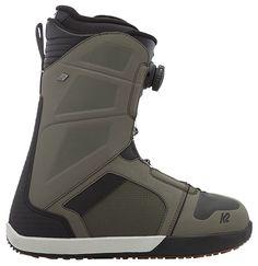 5. K2 Men's Raider Snowboard Boot