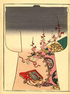Vintage Japanese, Japanese Art, Kimono Japan, Kimono Pattern, Yokohama, Asian Art, Kimono Design, Traditional, Yahoo