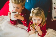 Christmas Family Portraits with Ling Wang Photography