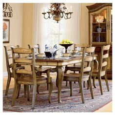Such A Pretty Dining Set