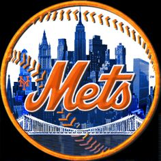 Mets Baseball Cards Like They Ought To Be!: >The Complete Story Of The N.Y. Mets Classic Logo