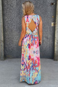 Diamond Back Maxi {Mint} - The Rage