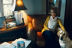 Rep. Gabby Giffords (by Norman Jean Roy; for Vogue)