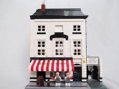 Edge & Son Modular Butcher Shop by Steve Price