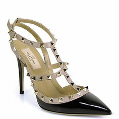 Valentino. As if.
