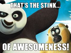 The Stink|Of Awesomeness!