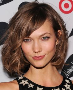 """Hairstyles 2013: The Year's Top Hair Trends """"Ask for """"a classic bob that's even in one length all the way around the neck, but with long, soft layers."""""""