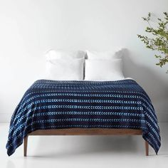 We partner with artisans to create modern goods for the well-traveled home. African Mud Cloth, Cotton Bedding, Home Bedroom, Master Bedroom, Guest Bedrooms, Master Suite, Guest Room, Bed Spreads, Decoration