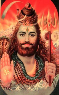 Bearded Shiva