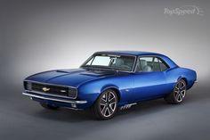 1967 Chevrolet Camaro Hot Wheels Concept - Top Speed