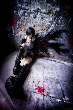Tokyo Ghoul   Cosplay Touka I wanna cosplay her so bad *^*