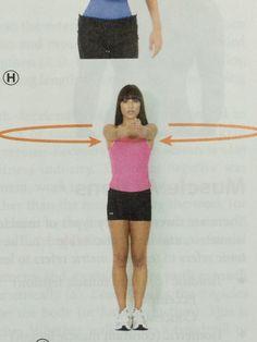 H. Shoulder Horizontal Adduction