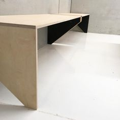 Image result for plywood table bench