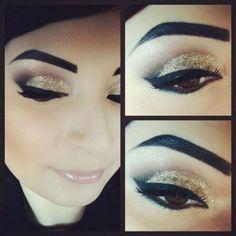 Egyptian look