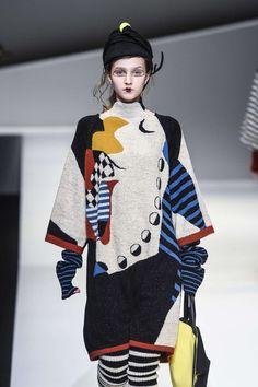 Hiroko Koshino, Fall-Winter 2017, Tokyo, Womenswear