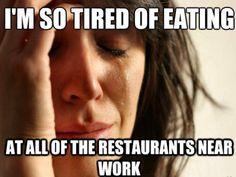 First World Problem memes