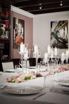 Wedding dinner @ Sofitel Rome Villa Borghese Hotel, Italy