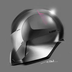 Helmet challenge on Behance                              …