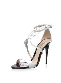 Giorgio Fabiani Feather Sandals