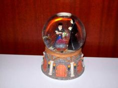 harry potter snow globes | harry-potter-or-disney-beauty-and-the-beast-movie-snow-globe_4892045