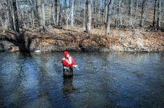 Trout fishing in the Pascack Valley area