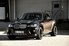 """⌕ Just like the real bird, the X6 Falcon looks and feels more aggressiveBMW dedicated tuners AC Schnizer have just released their own interpretation of the X6 BMW which doesn't look half bad. It's rather cool actually. Outside of the interesting paint job, there are several other """"enhancements"""" made by Schnitzer.The wings of the car which extend further out than the base model are made out of PURIM, a high quality plastic that allows for more flexibility but also adds to the rig..."""