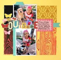 A Project by Brianaj from our Scrapbooking Gallery originally submitted 01/02/12 at 05:00 PM