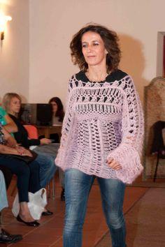 Maglia Fata eseguita da Cristina