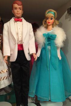 Play Barbie, Barbie Life, Barbie Stuff, Barbie Dream, Barbie World, Barbie And Ken, Vintage Barbie Clothes, Vintage Dolls, Doll Clothes