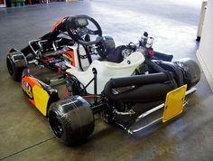 Go Kart - CRG Road Rebel 32mm 2015 Rotax Evo Package