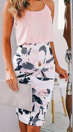 Blush + Floral                                                                             Source