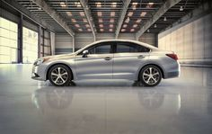 The all-new 2015 Subaru Legacy has been unveiled at Chicago Auto Show What's new on the new anniversary sedan? Subaru Legacy Sport, Mid Size Sedan, Gt Turbo, Chicago Auto Show, Upcoming Cars, Cars Usa, Subaru Outback, Car Headlights, Hot Bikes