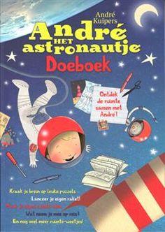Cover magazine André het astronautje Doeboek tonen