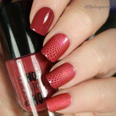 Essence – ho ho ho Nail Art Designs, Nail Polish, Nails, Finger Nails, Ongles, Nail Polishes, Polish, Nail Designs, Nail