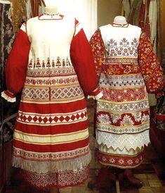 Русский народный костюм - Страница 10 - Беседка