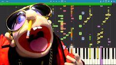 Jeffy - Why - Instrumental Remix - Piano Cover - Jeffy The Rapper SML