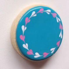 Cute Cookies, Easter Cookies, Cupcake Cookies, Cupcakes, Cookie Icing, Biscuit Cookies, Royal Icing Cookies, Cake Decorating Techniques, Cake Decorating Tips